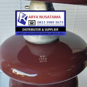 Jual Isolator Keramik 70KN di Palangkaraya