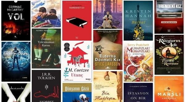 Sürükleyici kitaplar - Elinizden bırakamayacağınız 25 akıcı roman