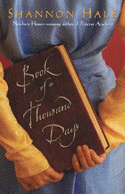 https://www.goodreads.com/book/show/248484.Book_of_a_Thousand_Days