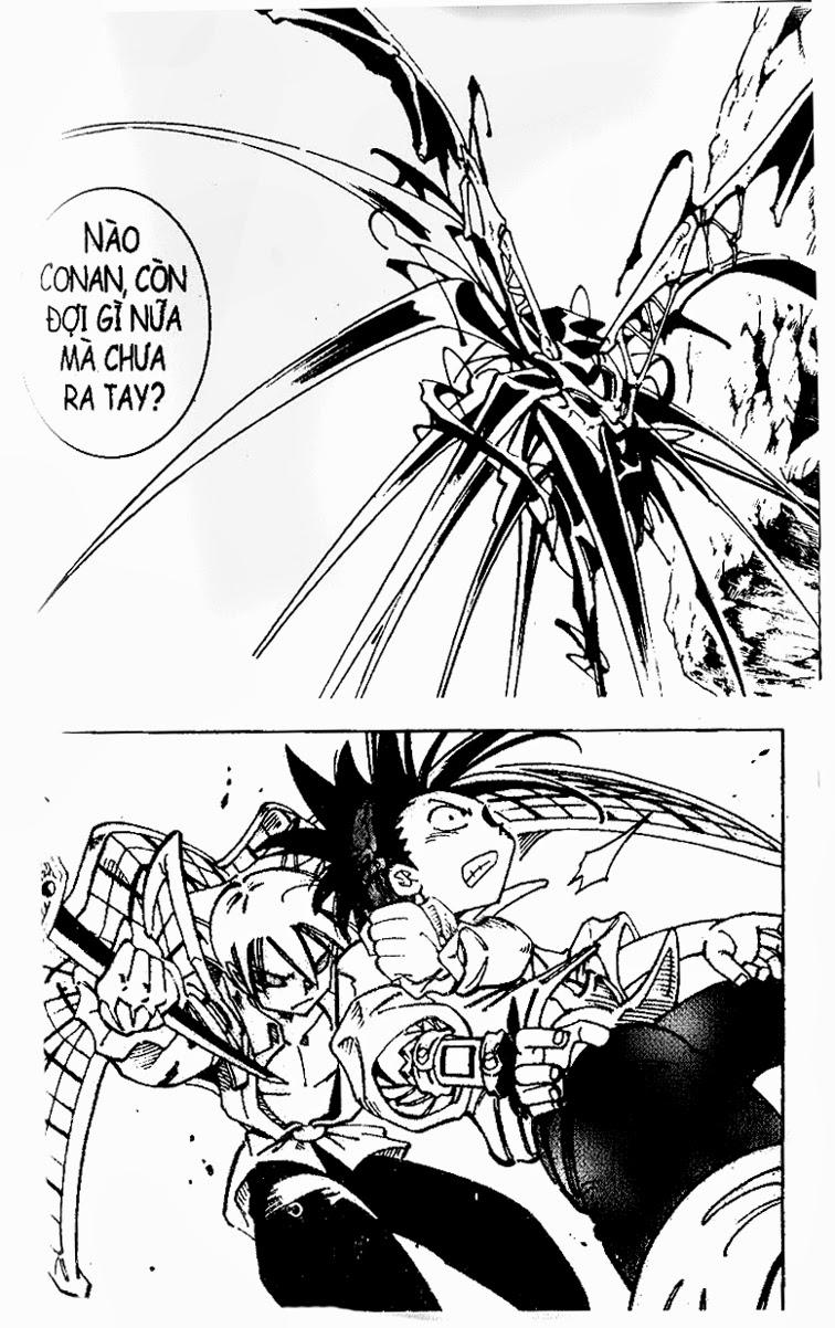 Shaman King [Vua pháp thuật] chap 99 trang 15