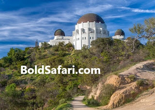 Griffith Observatory, California, USA