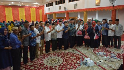 Wako Mahyeldi Apresiasi Kinerja Bapenda Kota Padang