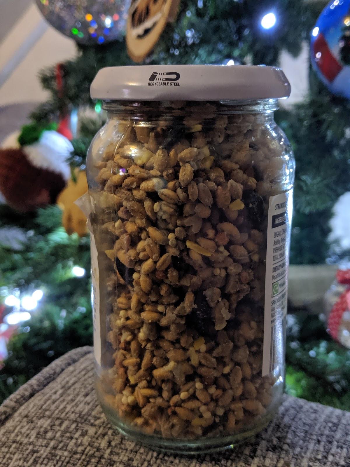 Bird-friendly Reindeer Food Recipe