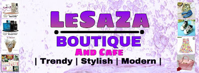 https://www.facebook.com/lesazaboutiqueandcafe/