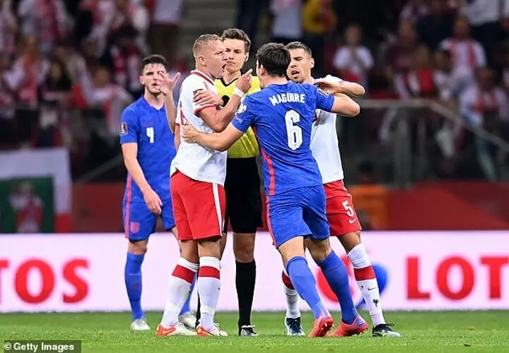 Harry Kane reacts to 1-1 draw against Poland: It was a tough one to take