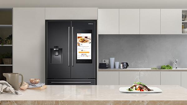 Family-Hub-múltiples-opciones-organizar-cocina-neveras-Samsun,