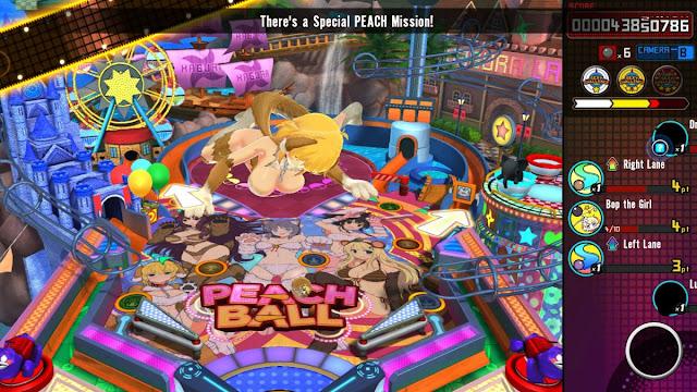 Senran Kagura: Peach Ball Kini Tersedia untuk PC!