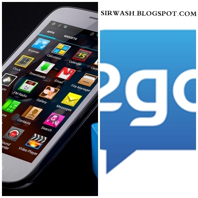 Welcome To Washington Ebie's Blog : HOW TO USE 2GO APP ON