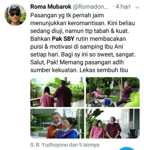 Ani Yudhoyono dimakamkan