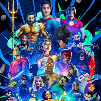 Leia nossa última Matéria: Fique por dentro das novidades do DC FanDome 2021!