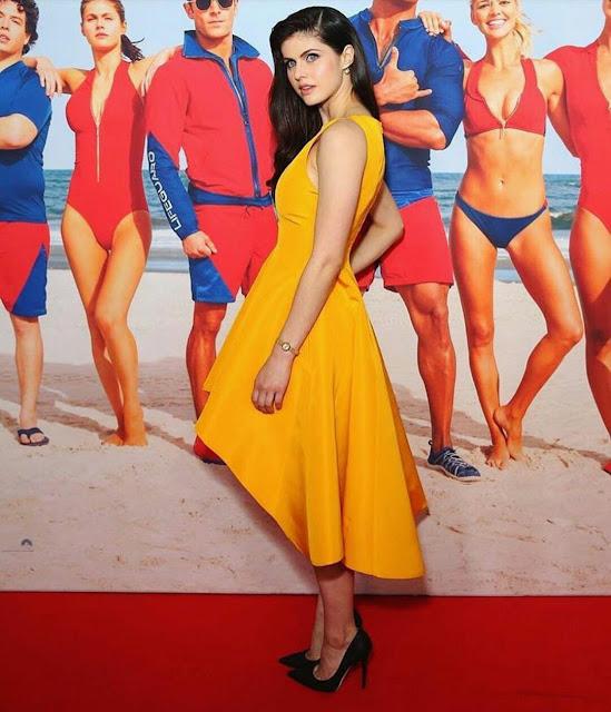 Alexandra Daddario 4k Wallpaper 2020