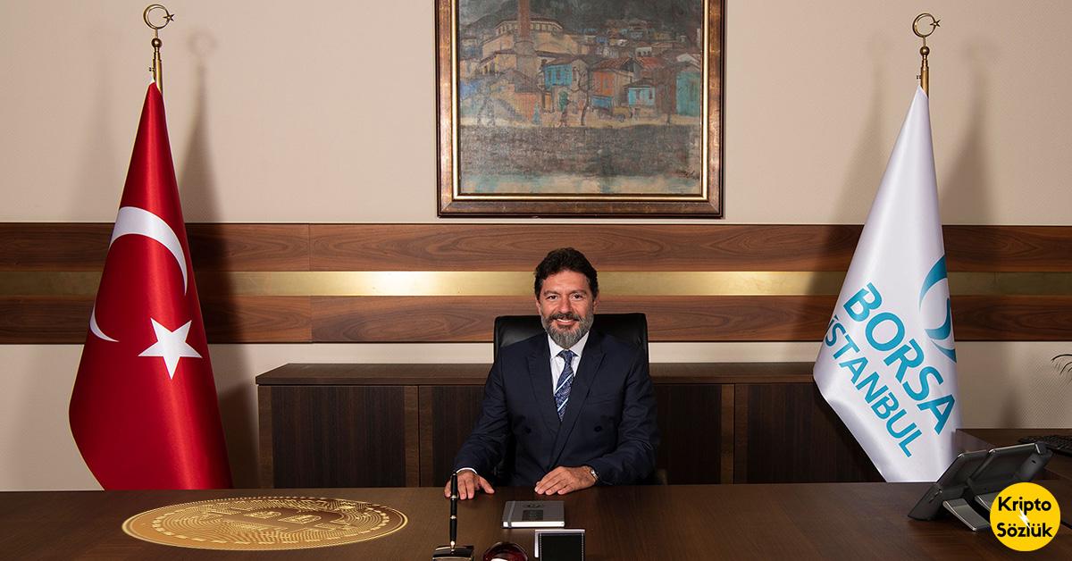 Borsa İstanbul Genel Müdürü Hakan Atilla'dan Bitcoin Açıklaması