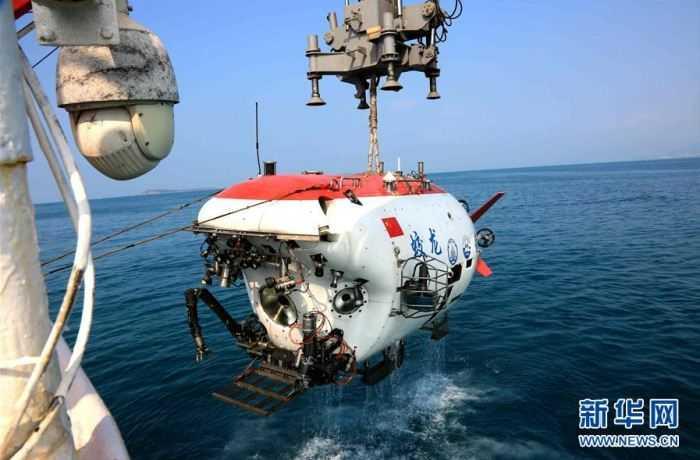 Kapal selam Jiaolong China