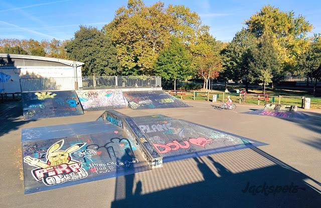 Skatepark Rangueil Toulouse