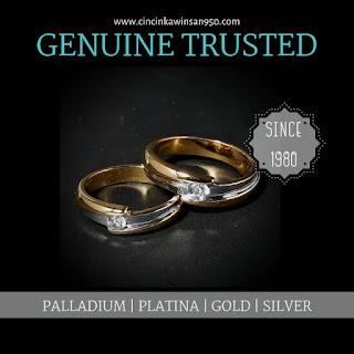 cincin pasangan kawin nikah terbaru