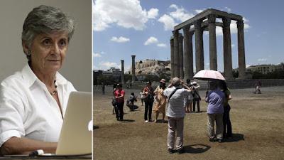 Ασπασία Λούβη: Το βαρύ κατηγορώ της αποπεμφθείσας Προέδρου του ΤΑΠ