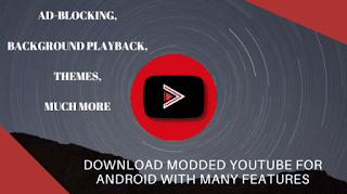 YouTube Vanced v14 10 53 Final APK [Ad-Free & BG Play No Root]