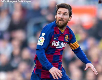 تشكيلة الموسم للدوري الإسباني 2020