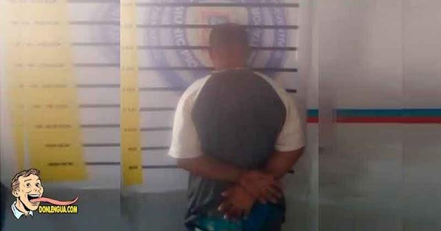 Policías lo salvan de ser linchado tras abusar de una joven paraplégica