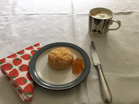 Cheese Scone Marmalade