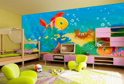 Looking for Room Decor Ideas for Kids? Here are Some Useful Tips