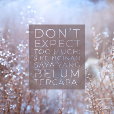 expect-too-much