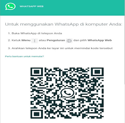 Cara Mengunakan WhatApp Web Versi Mobile