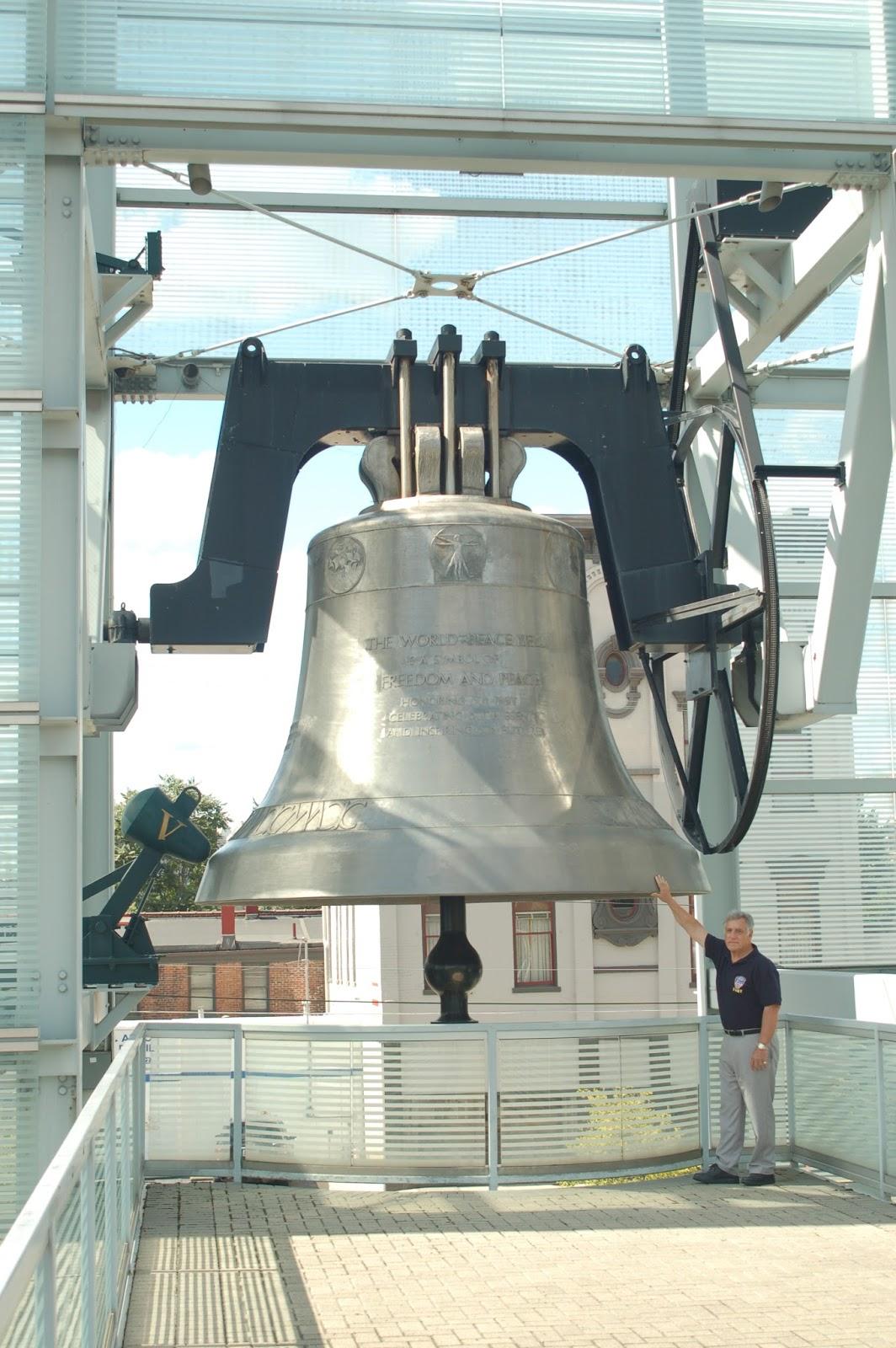 Fort Thomas Matters The World Peace Bell Newport Kentucky
