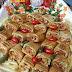 طريقة عمل شاورما الدجاج مع خبز التورتيلا