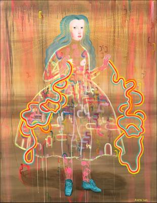 Feral Seer (2018), Anne Siems