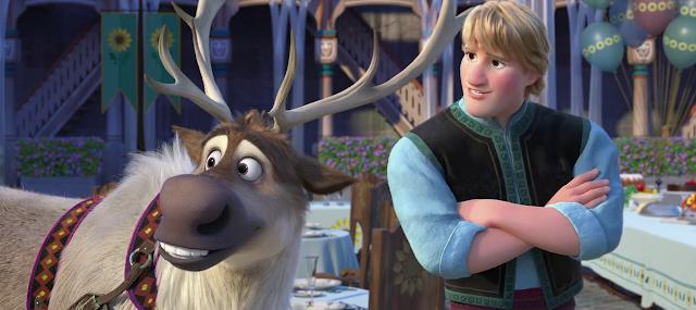 Frozen Fever (2015) Short Movie Dual Audio [Hindi-English] 720p BluRay ESubs Download