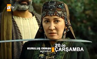 الإعلان الثاني للحلقة 16 من مسلسل قيامة عثمان مترجم