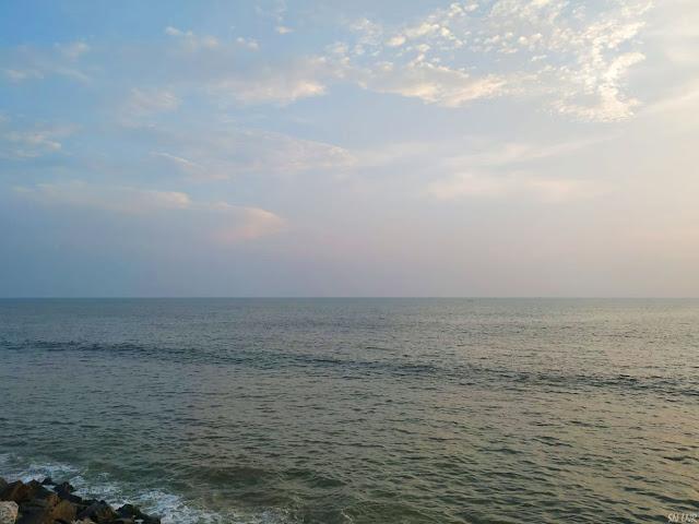 Такая разная Индия - Аравийское море (Керала).