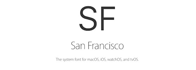 Lettering Time: apple iphone font