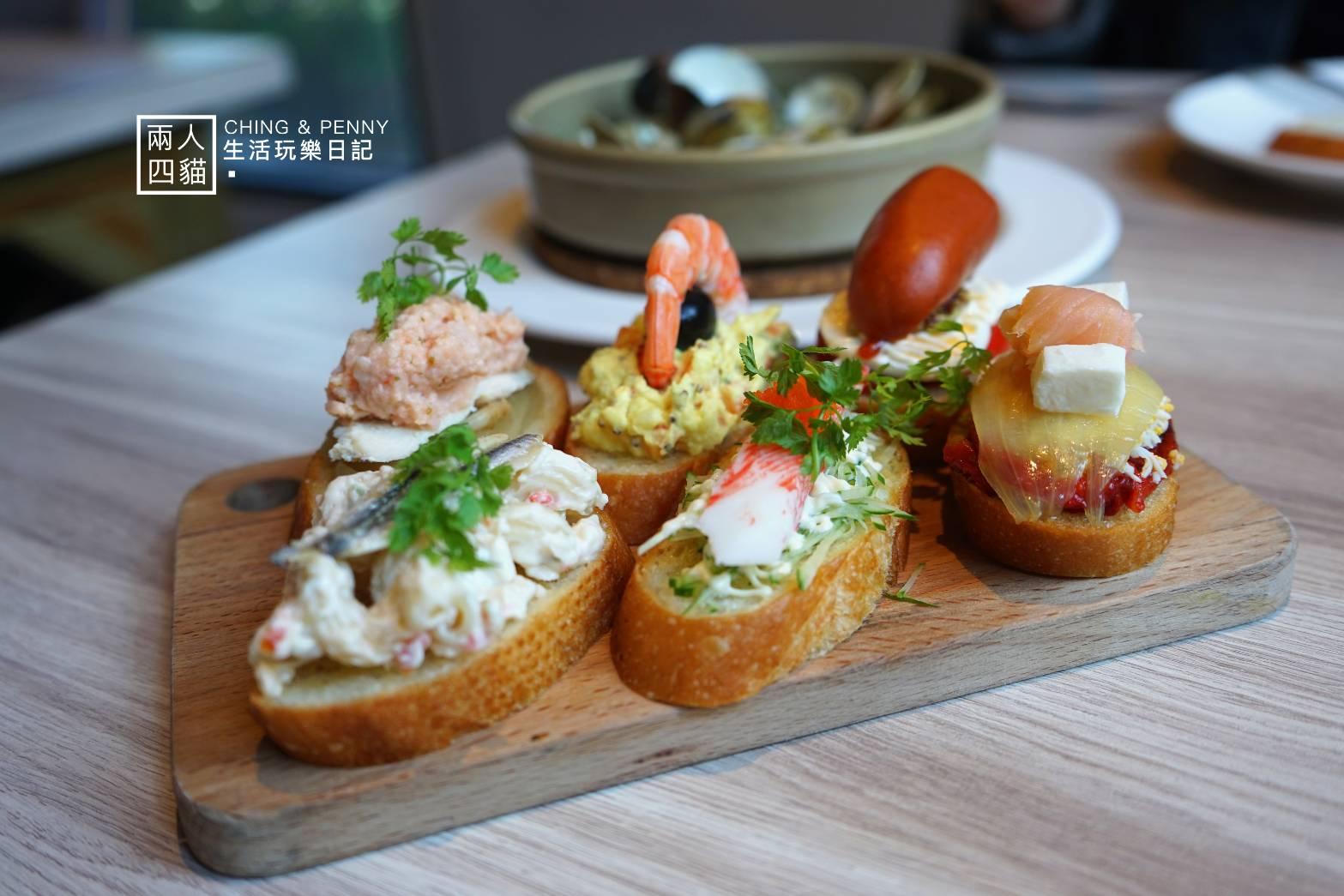 【新竹|美食】隱藏新竹的平價道地西班牙料理!【西班牙農家廚房】視覺與味覺的雙重饗宴!