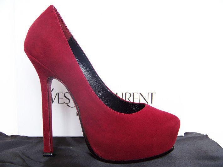1001 Fashion Trends Yves Saint Laurent Shoes