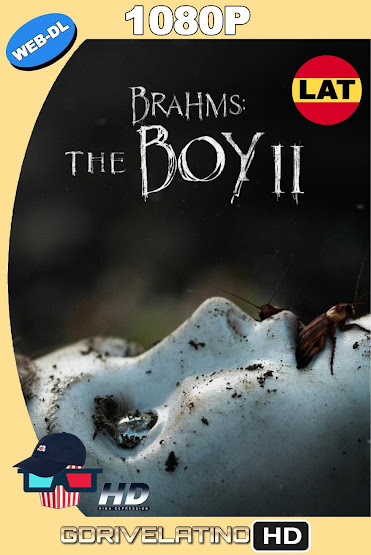 The Boy: La Maldición de Brahms (2020) AMZN WEB-DL 1080p Latino-Ingles MKV
