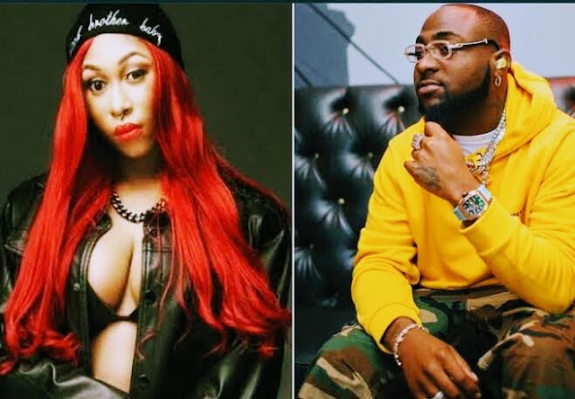 Davido uploads snippet video of his new collaboration with Cynthia Morgan