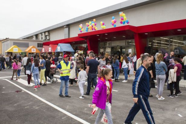 Veropoulos Invests €2m In New Macedonian Stores