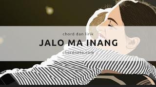 Jaloma Inang Parumaen monKunci Gitar dan Lirik - Simpatik Trio