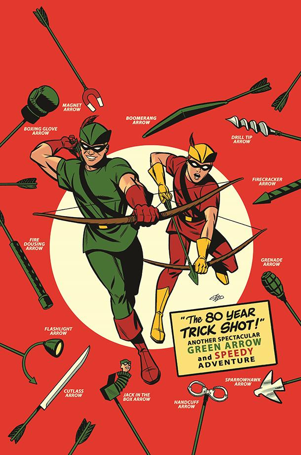 Green Arrow - Cover 6