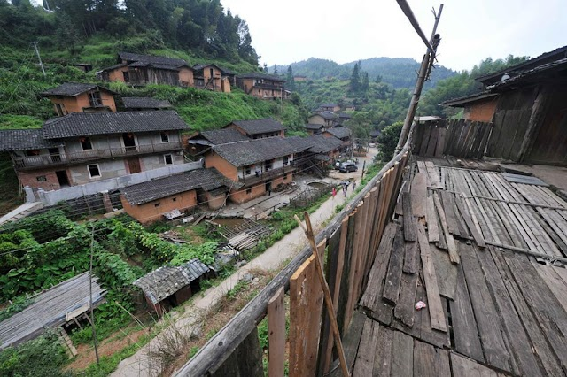 The mysterious village has never had a mosquito for hundreds of years