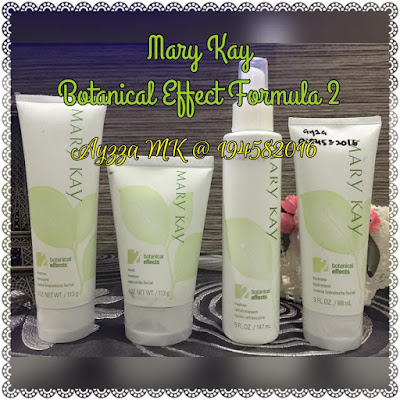 Mary kay Botanical Effect formula 2