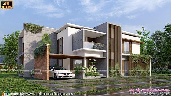 Minimalist contemporary home 3500 square feet