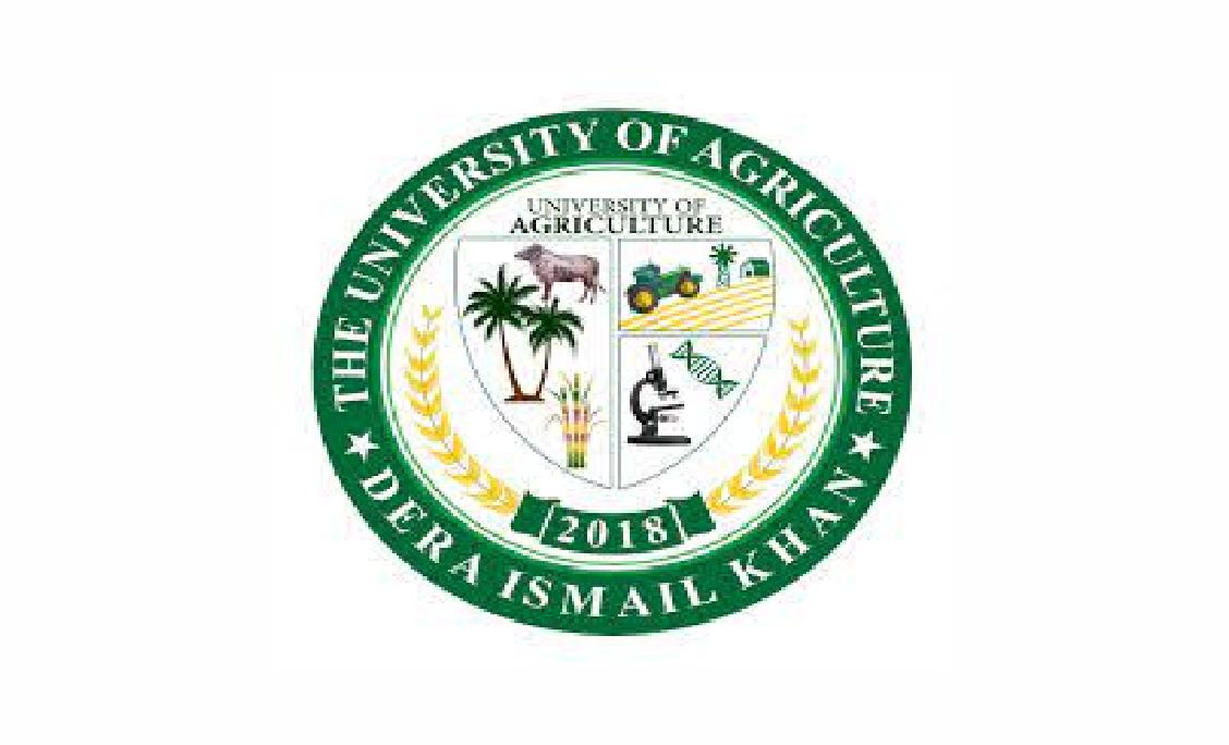 university of Agriculture Dera Ismail Khan Jobs 2021 in Pakistan