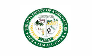 https://www.uad.edu.pk - University of Agriculture Dera Ismail Khan Jobs 2021 in Pakistan
