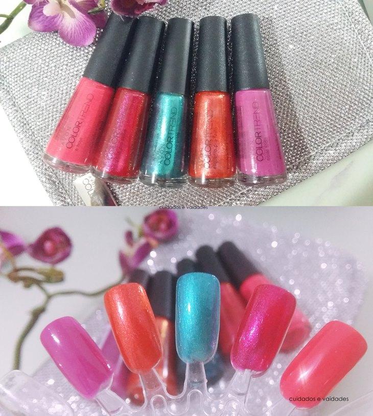 Esmalte Brilho Longa Duração Avon Color Trend