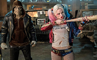 suicide squad , Photo, Margot, Crime, Fantasy