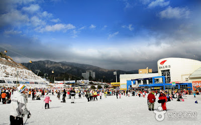 5D Sparkling Winter Korea Tour Salika Travel