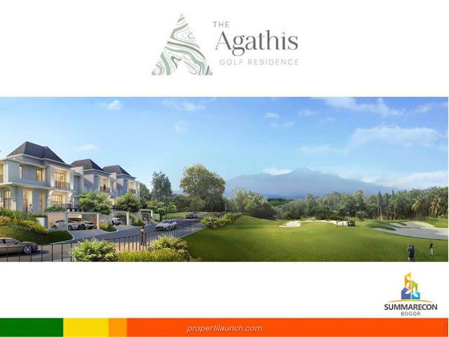 Agathis Golf Residence